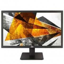 "Monitor AOC E2775SJ 27"", TN, Full HD, 2 ms, VGA, DVI, HDMI"