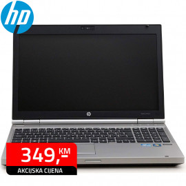 Laptop HP EliteBook 8560p Intel Core i5 2620M 8GB 320GB