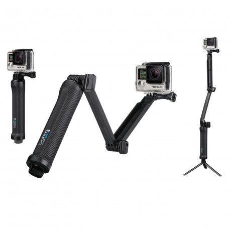 GoPro 3-Way selfie stick