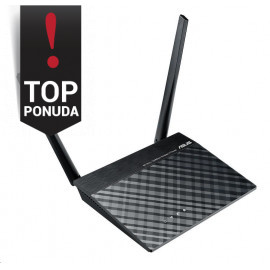 ASUS Wireless Router RT-N12+B1