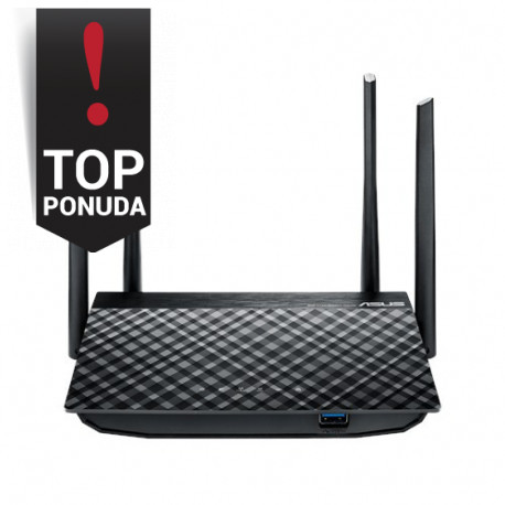 ASUS Dual-Band Router RT-AC58U