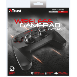 Gamepad Trust GXT 545 Yula Wireless PC PS3