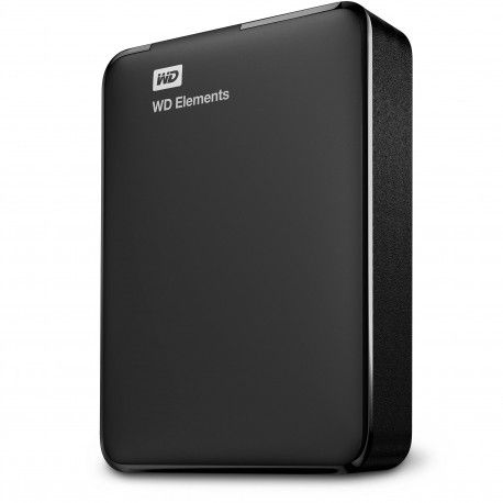 "WD HDD 2TB external 2.5"" Black"