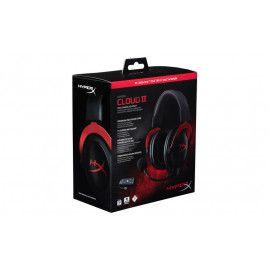 Gaming slušalice HyperX Cloud II headset Red