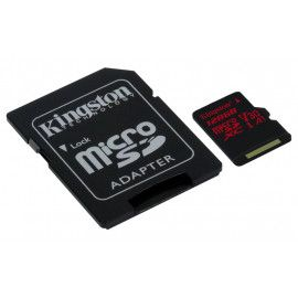 Kingston microSD 128GB React