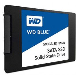 WD Blue SSD 500GB SATA3