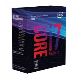 Procesor Intel Core i7 8700K 3.7GHz