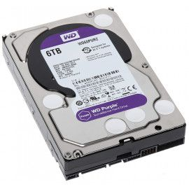 "Hard disk WD Purple 6TB 3,5"" 5400rpm"