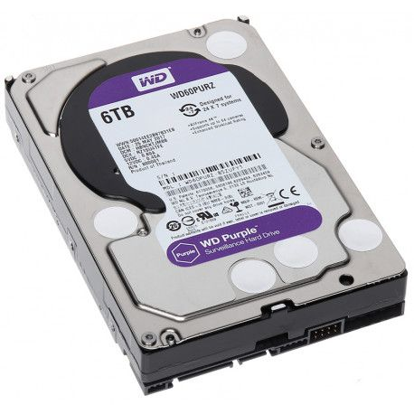 WD Purple 6TB 3,5""