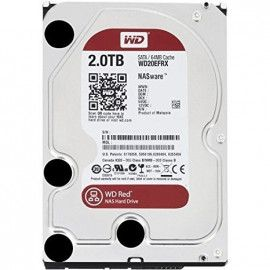 Hard disk WD red 2TB 3,5'' 5400rpm