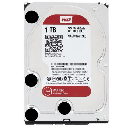 WD HDD 1TB Red