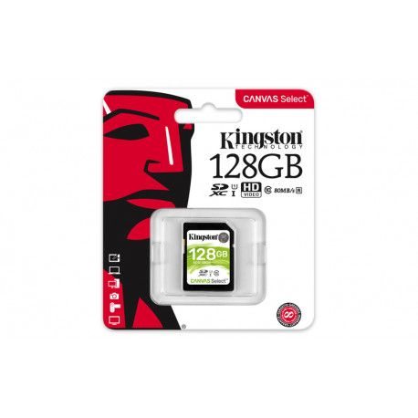 Kingston SDXC 128GB