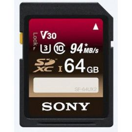 Sony HiSpeed SD 64GB