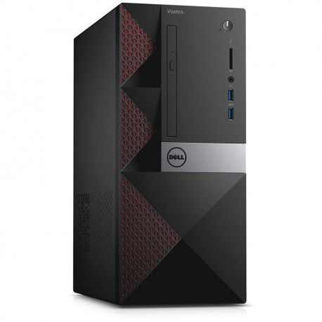 DELL Desktop Vostro 3668 Intel Core i7-7700(8MB Cache 4.20 GHz) 8GB DDR4 1TB SATA HDD