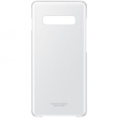 Samsung S10+ Clear Cover Transparent