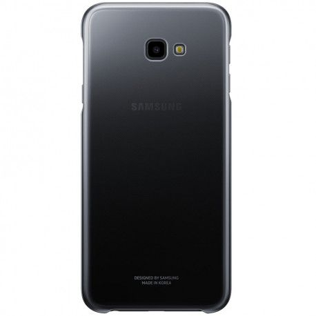 Samsung Galaxy J4+ Gradation Cover Black