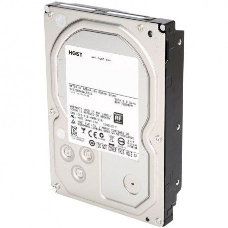 HDD Server WD/HGST Ultrastar 7K6000 (3.5'' 4TB 128MB 7200 RPM SATA 6Gb/s)