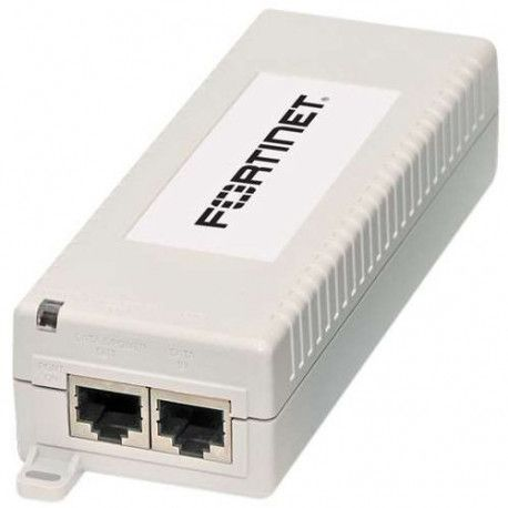 Fortinet 1-Port Gigabit PoE Power Injector 802.3af 15.4Watts 10/100/1000 (PD-3501).