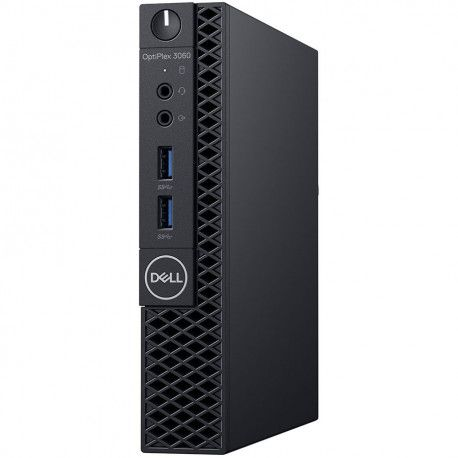 Dell OptiPlex 3060 MFF Core i5-8500T 8GB 256GB SSD Intel UHD 630 No Wifi Kb