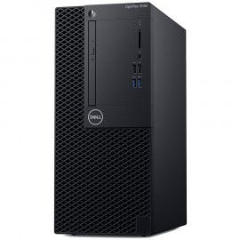 Računar Dell OptiPlex 3060 MT, Intel i3-8100 4GB 1TB Intel HD