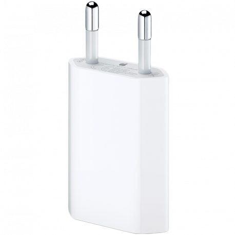 APPLE Accessories - 5W USB power (EU) adapter