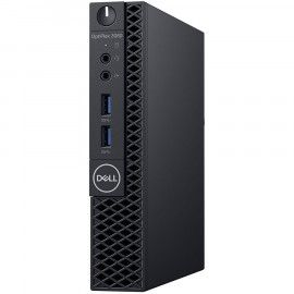 Računar Dell OptiPlex 3060 MFF, Intel i3-8100T 4GB 128GB SSD Intel UHD 630