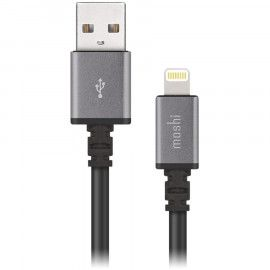 Moshi USB Cable with Lightning Connector 3m - Black