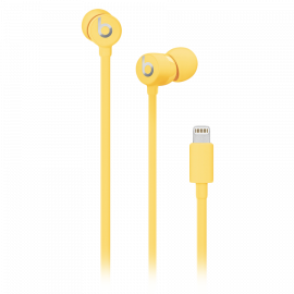 urBeats3 Earphones with Lightning Connector – Yellow Model A1942