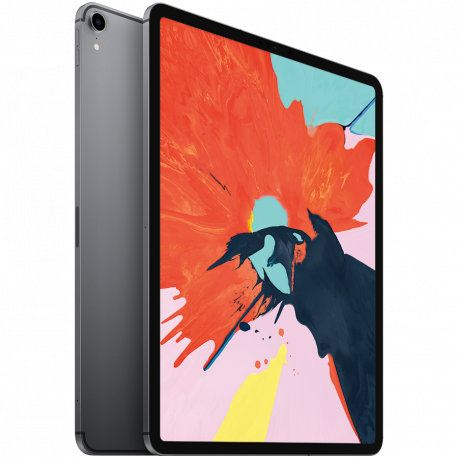Apple 12.9-inch iPad Pro Cellular 256GB Space Grey (Liquid Retina display LED‑backlit Multi‑Touch display 2732-by-2048-