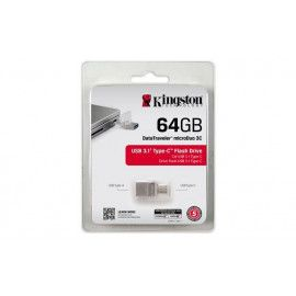 USB memorija Kingston 64GB DataTraveler microDuo 3 Type-C