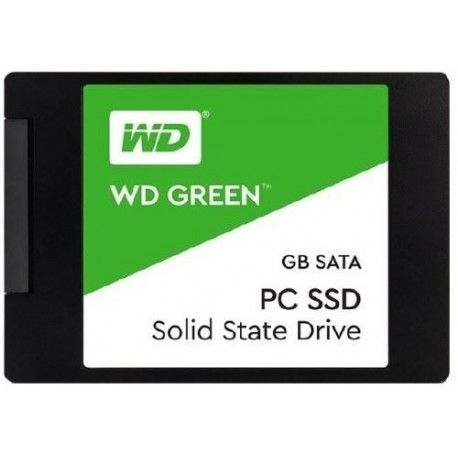WD SSD 120GB Green