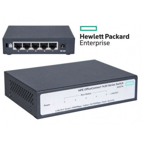 HPE OfficeConnect switch neupravljivi 1420 85