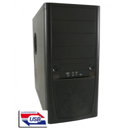 LC-Power case PRO-906FB 420W