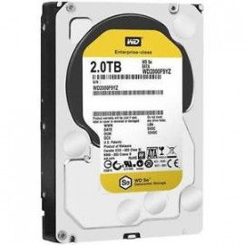 Hard disk WD gold 2TB 3,5'' 7200rpm
