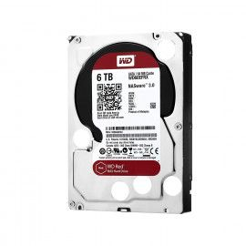 Hard disk WD red 6TB 3,5''  5400rpm/7200rpm