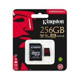Kingston microSD 256GB React