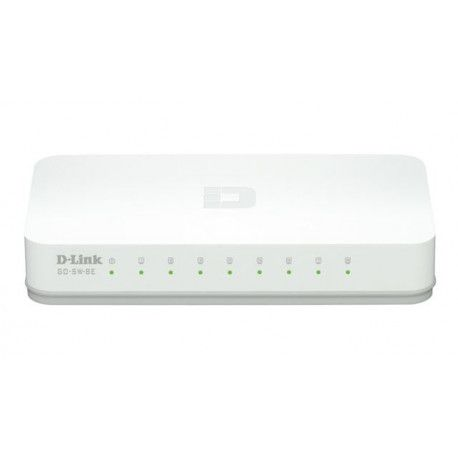 D-Link switch GO-SW-8E