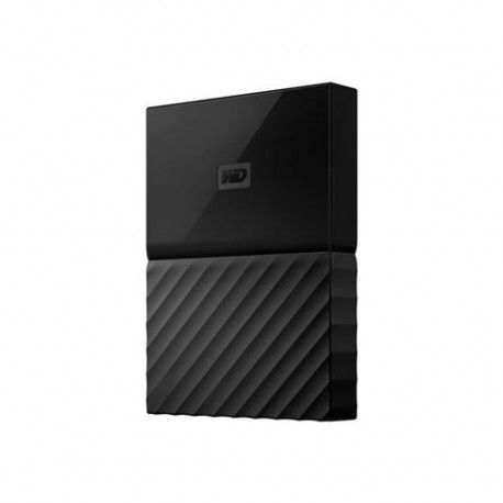 WD My Passport Black 4TB
