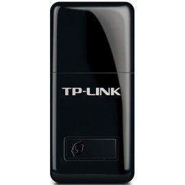 NIC TP-Link TL-WN823N USB 2.0 Mini Adapter 24GHz Wireless N 300Mbps Internal Antenna Support Soft