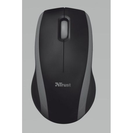 Carve Wireless Mouse - black