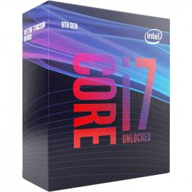 Procesor Intel Core i7 9700K 3.6GHz