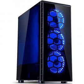 Kućište Chassis INTER-TECH CXC2 Gaming Midi Tower ATX