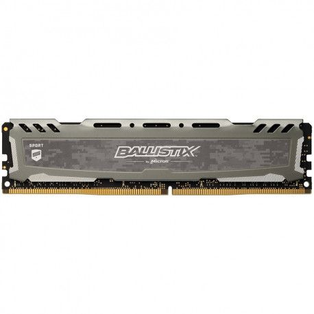 CRUCIAL 8GB DDR4 3000 MT/s (PC4-24000) CL16 SR x8 Unbuffered DIMM 288pin