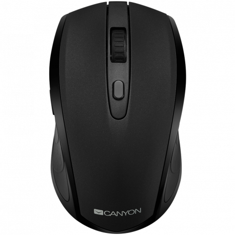 2 in 1 Wireless mouse Optical 800/1200/1600 DPI 6 button 2 mode(BT/ 2.4GHz) black