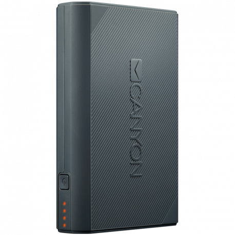 CANYON Power bank 7800mAh built-in Lithium-ion battery 2 USB port max output 5V2A input 5V2A.