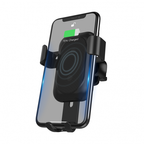 HyperJuiceWireless CarCharger