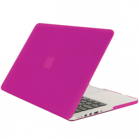 Tucano Nido Hard Shell case for MacBook Pro 13inch - Purple
