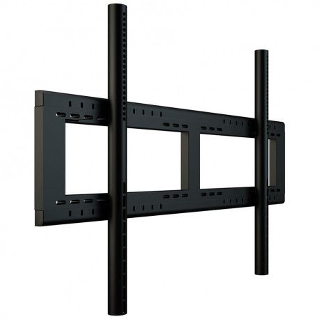 Made of steel with black coating wall mount kit supports all Prestigio MultiBoards.