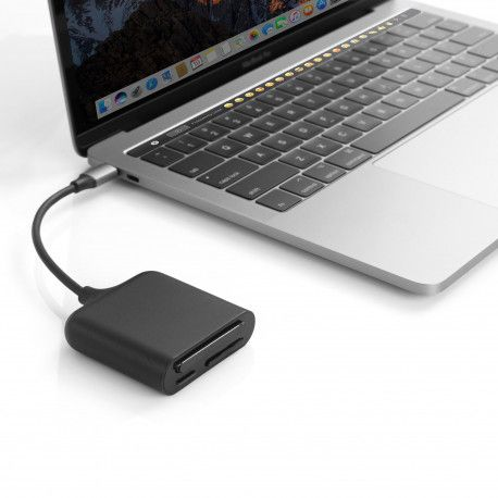 HyperDrive USB-C Card Reader