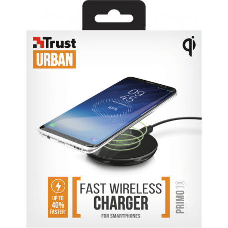 Primo10 Fast Wireless Charger
